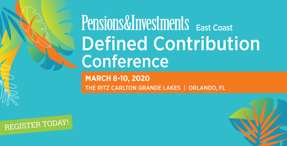 Pension and investments east coast conference wpf elmag investments for children